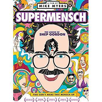 Supermensch: The Legend of Shep Gordon [DVD] USA import