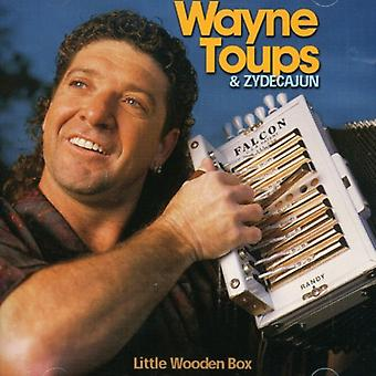 Wayne Toups & Zydecajun - Little Wooden Box [CD] USA import