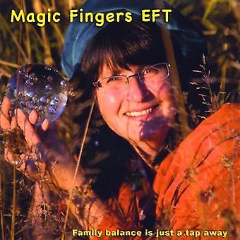 Julie Mae Pigott - importación de USA magia dedos Eft [CD]