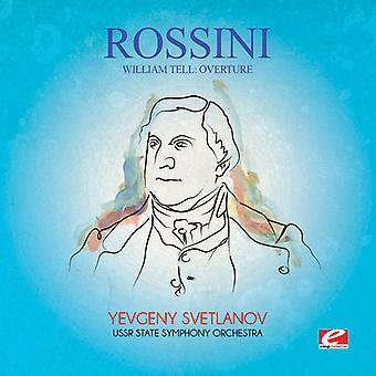 Rossini - import USA William mówić Overture [CD]
