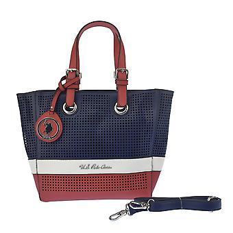U.S. POLO ASSN. Shoulder bag with inner bag 25-39x8x26 cm
