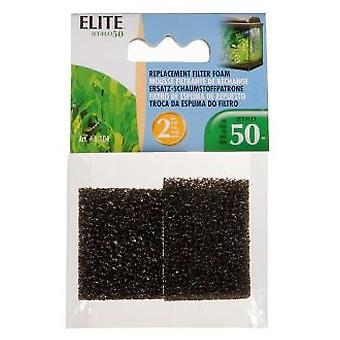 Hagen ELITE  FOAMEX   JET FLO 50 (Fish , Filters & Water Pumps , Filter Sponge/Foam)