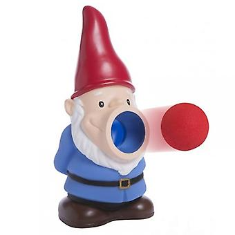 Cheatwell spil Gnome Squeeze Popper - blødt skum Shooter