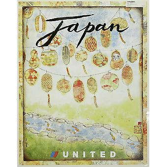 United Japan Poster Print Giclee