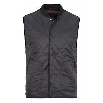 Lee reversible vest men's vest black L88ESZ01