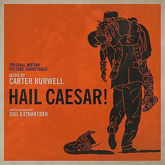Carter Burwell - Hail Caesar! (Score) / O.S.T. [CD] USA import