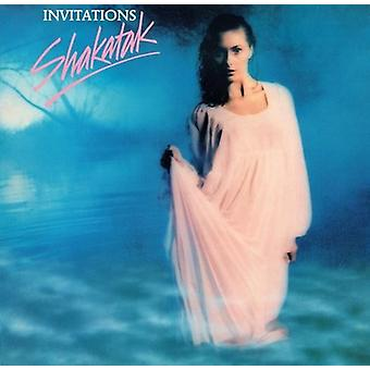 Shakatak - invitationer [CD] USA importerer