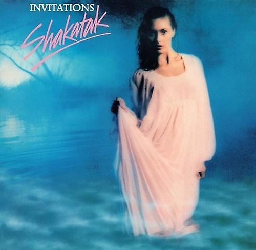 Shakatak - invitationer [CD] USA importerer