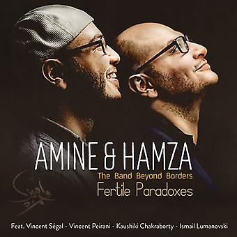 Amine & Hamza - Band Beyond Borders: Vruchtbare paradoxen [CD] USA import