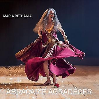 Maria Bethania - Abracar E Agradecer [CD] USA import