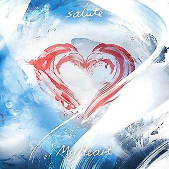 Salute - My Heart [CD] USA import