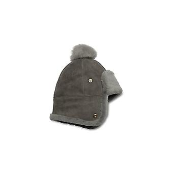 Ugg Heritage Up Flat Hat Grey Beanie