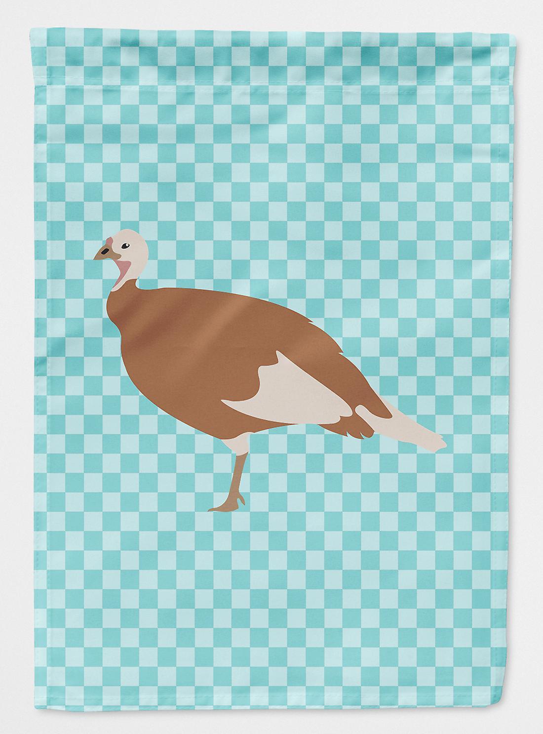 Maillot Turquie chamois Hen cocher bleu drapeau toile maison Taille