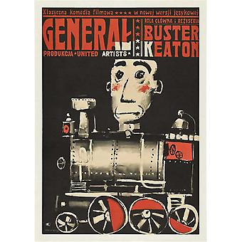 The General Movie Poster (11 x 17)