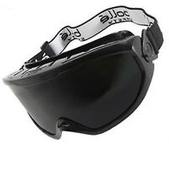 Bolle Blawpcc5 Blast Goggles Black Frame Vented Welding Shade Anti-Scratch Lens