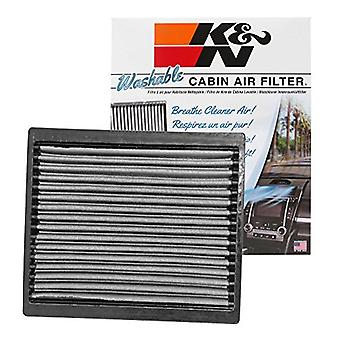 K&N VF2020 Washable & Reusable Cabin Air Filter Cleans and Freshens Incoming Air for your Ford Mustang