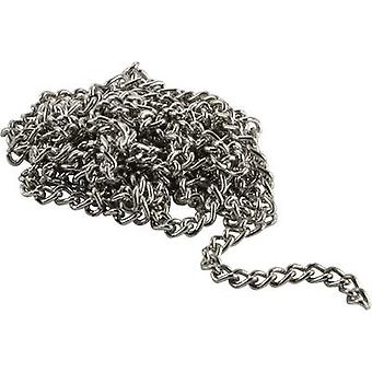 Steel Curb chain Modelcraft 1000 mm 1 mm 1 pc(s)