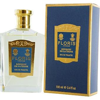 Floris Bouquet De La Reine By Floris Edt Spray 3.4 Oz