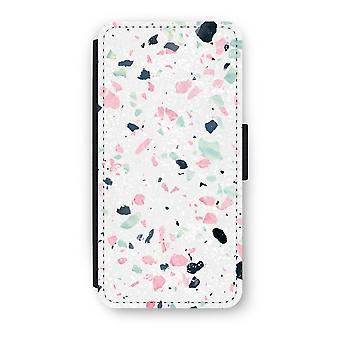 Samsung S8 Flip Case - Terrazzo N°3