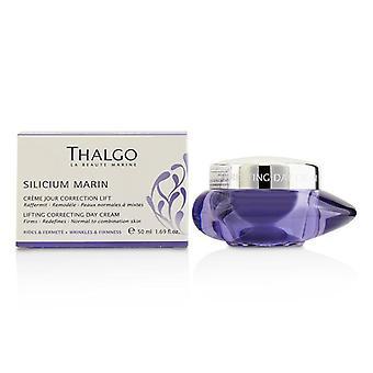 Thalgo Silicium Marin Lifting Correcting Day Cream - Normal to Combination Skin - 50ml/1.69oz