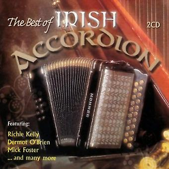 Bedste af irske harmonika - bedste irske harmonika [CD] USA import