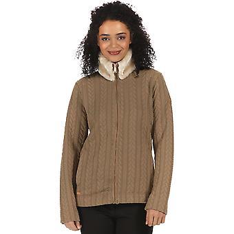 Regatta Womens/dames Tryna warme Full Zip Polyester Jersey Top lopen