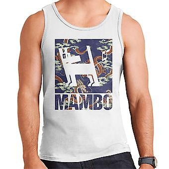 Mambo Japan Dog Men's Vest
