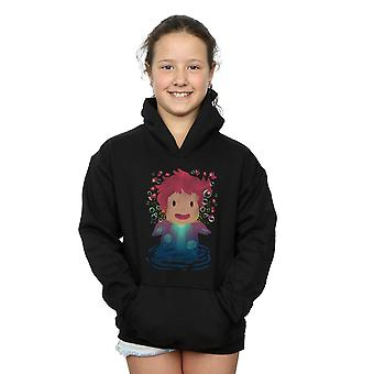 Vincent Trinidad Girls Goldfish By The Sea Hoodie