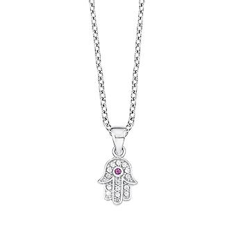 s.Oliver jewel children and juvenile chain silver Hamsa 2012456