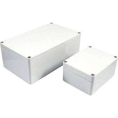 Axxatronic 7200-203 Build-in casing 115 x 65 x 40 Polycarbonate (PC) Grey 1 pc(s)