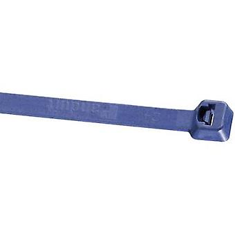 Panduit ASTN-225 PLT2I-C186 Cable tie 203 mm Blue Detectable 100 pc(s)