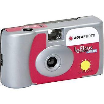 Disposable camera AgfaPhoto LeBox 400 27 Outdoor 1 pc(s) Splashp