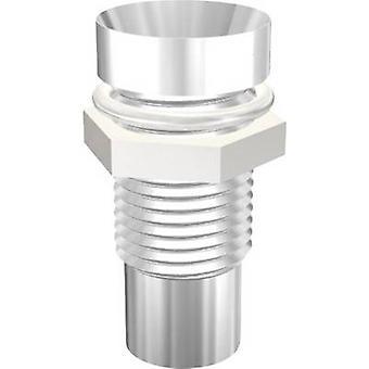 LED socket metaal geschikt voor LED 5 mm schroef signaal bouwen SMZ1089