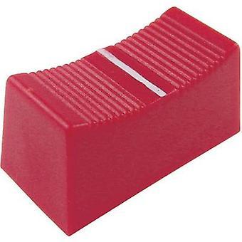 Cliff CP3275 Slider ratt Cs/1A röd (för 4mm skaft)