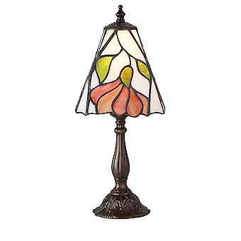 Interiors 1900 Botanica Single Light Table Lamp With