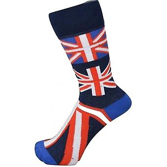Union Jack Wear Union Jack Designer Socks