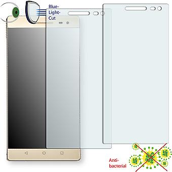 Lenovo PHAB 2 Pro display protector - Disagu ClearScreen protector (deliberately smaller than the display, as this is arched)