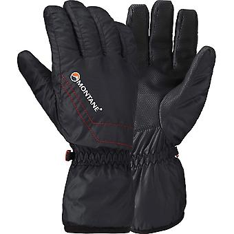 Montane Super prisme hanske - svart