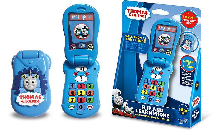 Thomas & Friends Flip & Learn Phone Ages 18 Months+