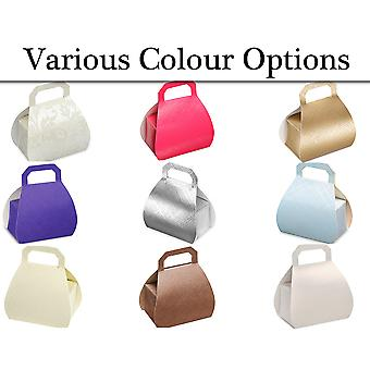 Premium Quality Bag Shape Card Gift Boxes - Wedding Party Favours