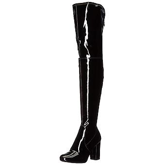Kenneth Cole New York Womens Angelica Closed Toe Over Knee Fashion Boots