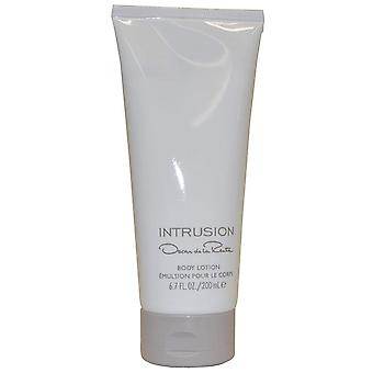 3 x Intrusion by Oscar de la Renta Body Lotion 3 x 200ml