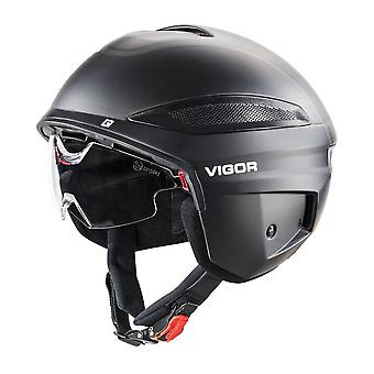 Kask rowerowy CRATONI vigor E-bike / / Matowy czarny