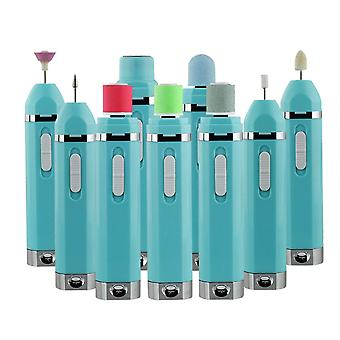Manicure Pedicure Electric Nail file/nail file 9 in 1