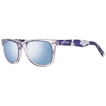 Dsquared2 Sonnenbrille Unisex Transparent
