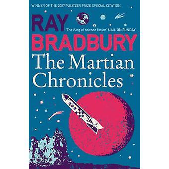 The Martian Chronicles by Ray Bradbury - 9780006479239 Book