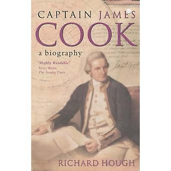 Captain James Cook by Richard Hough - 9780340825563 Book