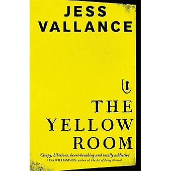 The Yellow Room by Jess Vallance - 9781471405815 Book