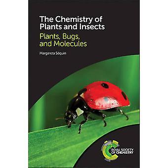 La chimie des plantes et des insectes - plantes - insectes - et des molécules de