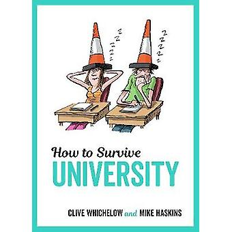 How to Survive University - 9781786850485 Book